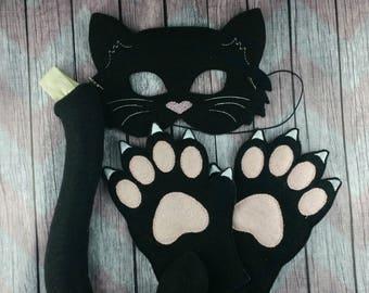 87acfc17ff6 Black cat costume