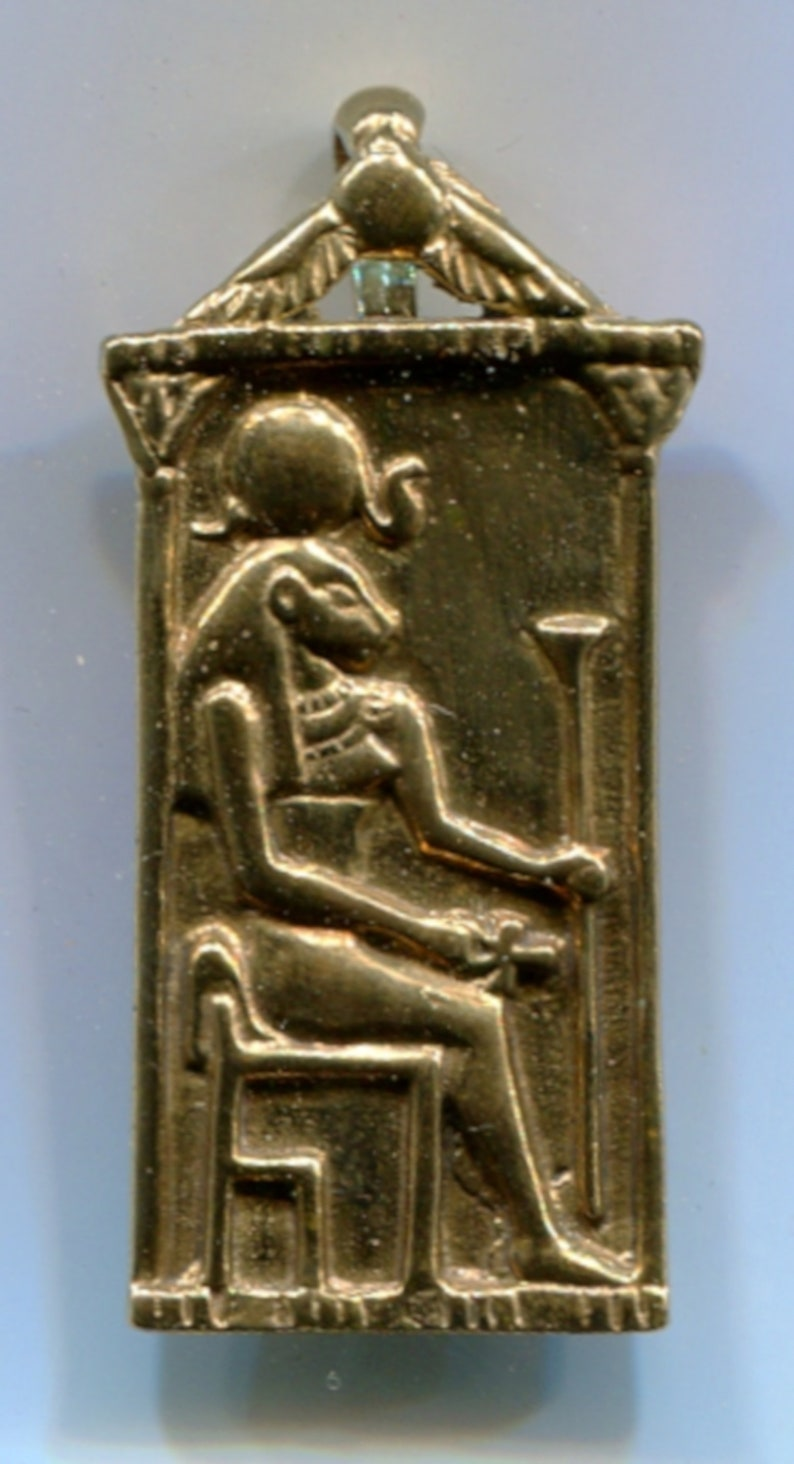 5318-B Sekhmet Seated
