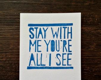 Pearl Jam Lyrics Etsy