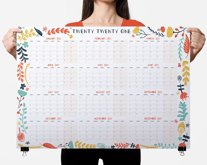 Printable 2021 Calendars