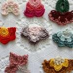 CROCHET OYA Flowers,crochet pattern,oya crochet, oya,crocheted oya bracelet, oya necklace, oya earrings, turkish oya, oya crochet pattern