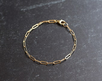Midday Bracelet in Gold Fill
