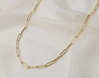 Sol Necklace in Gold Fill