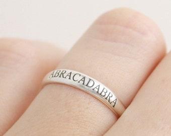 Abracadabra Ring