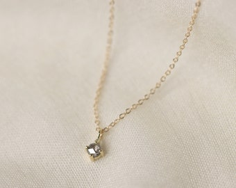 Starlight Diamond Necklace