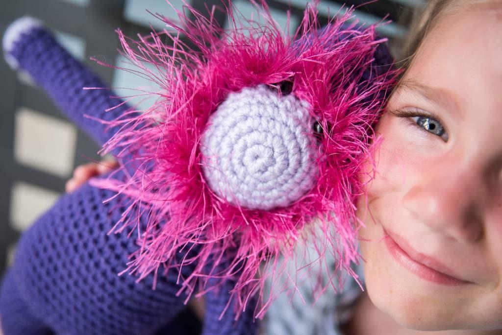 Bearded Monkey Name: Bearded Monkey Crochet Pattern Monkey Plushie Crochet