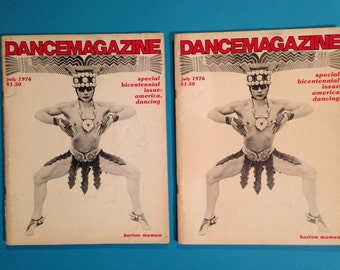 July 1976 Dance Magazine