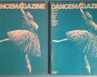 May 1974 Dance Magazine