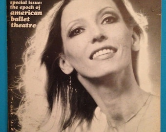 October 1975 Dance Magazine