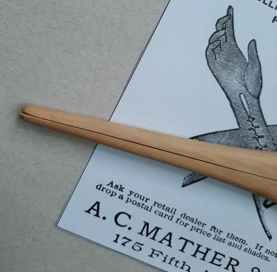 Wood Glove Stretcher. Vintage Antique 1910s 1920s. - image 5