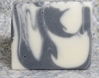 Charcoal Woods Cold Processed Soap