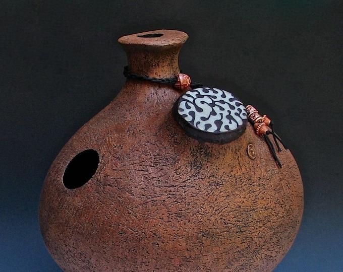 Hybrid Udu Drum