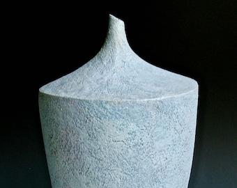Blue Gray Vase 2