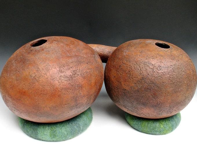 Double Udu Drum