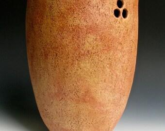 Tall Pierced Bowl