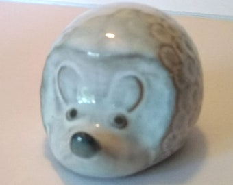 Cute Terracotta Clay Hedgehog