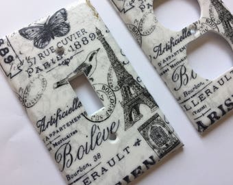 Marvelous Paris Decor, Paris Light Switchplate Cover, Paris Bedroom Decor, Paris  Nursery, French Decor, Paris Bathroom, Eiffel Tower