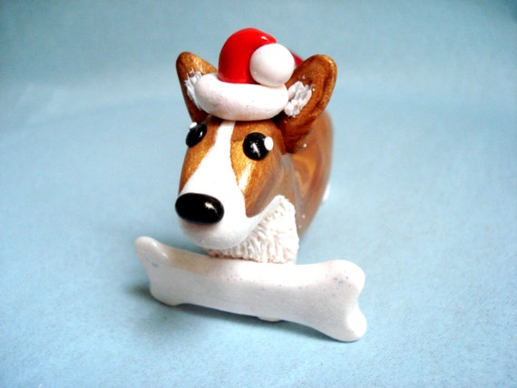image 0 - Corgi Christmas Ornaments