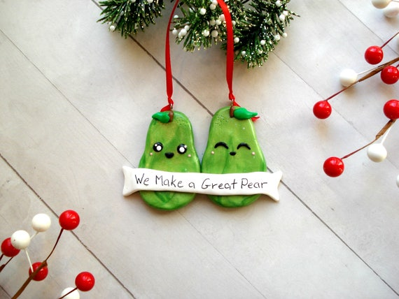 image 0 - Best Friend Christmas Ornaments