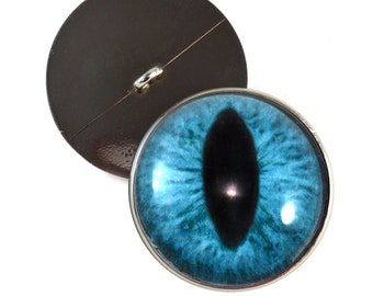 Cat Eye Buttons Orange Blue Brown Black Yellow Grey 10mm Green Two Holes Light Blue Purple Light Pink Pink Turquoise Dark Red