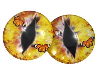Dragon Glass Eyes