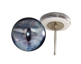 Hai Glasaugen Auf Draht Pin Beiträge Für Filz Puppen Machen Und Andere  Handwerk   Wählen Sie Ihre Größe 6mm, 8mm, 10mm, 12mm, 14mm, 16mm