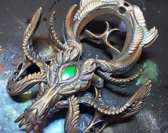Resk (Dragon) Skull