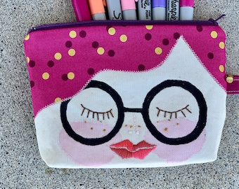 doll face pouches