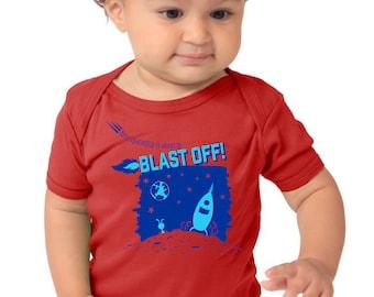 Phish Baby Bodysuit, Martian Monster, 6-12 months