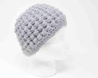 7c82e842edb Crochet Hat Pattern - Bibbity Bobbity Short n Sassy 3-in-1 includes Messy  Bun hat crochet pattern   full beanie crochet pattern - PDF