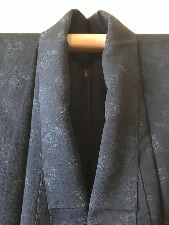 Antique like new condition silk Kimono / Unlined /