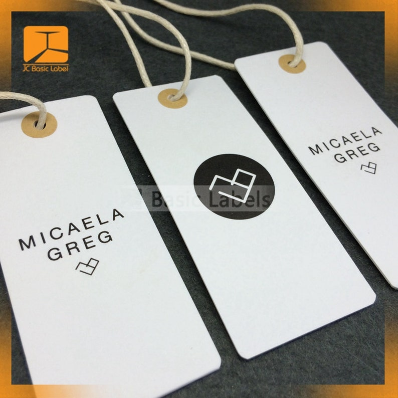 45d2bdae7 1000 Custom hang tags Custom price tags Hang tag design | Etsy