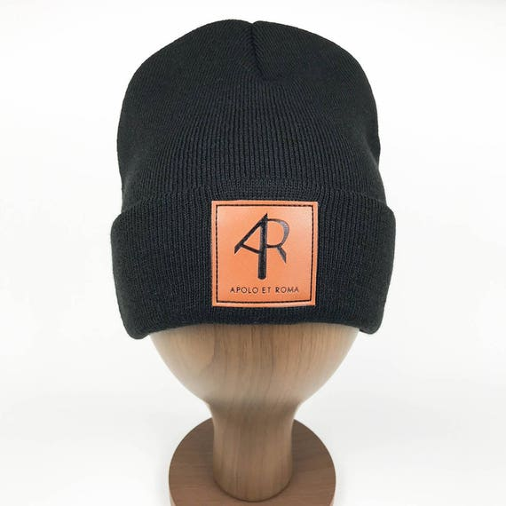 200 Customized Hat Leather Patch Custom leather patch  180affd7cfe