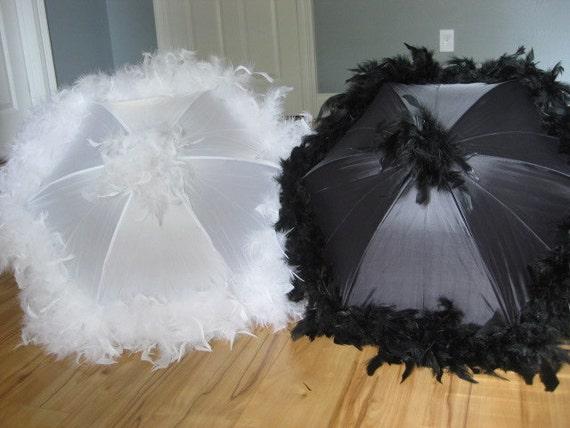 Wedding Umbrellas Second Line Authentic New Orleans Bride Etsy