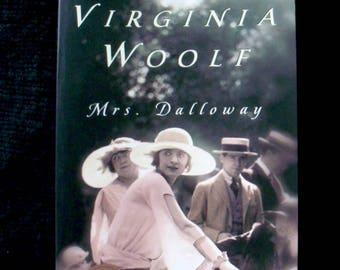 Virginia Woolf novel--Mrs Dalloway