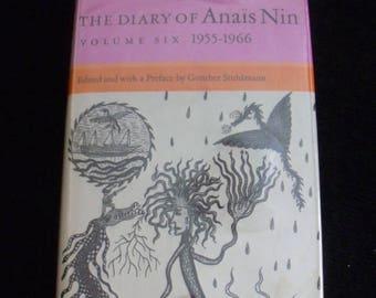 The Diary of Anais Nin, Volume Six (1955-1966)