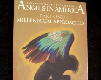 Angels in America: Part One by Tony Kushner (1993 paperback)