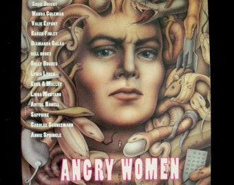 RE/Search publication No. 13: Angry Women (1991 edition)