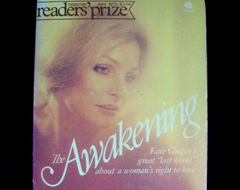 Kate Chopin--The Awakening (rare 1970s edition)