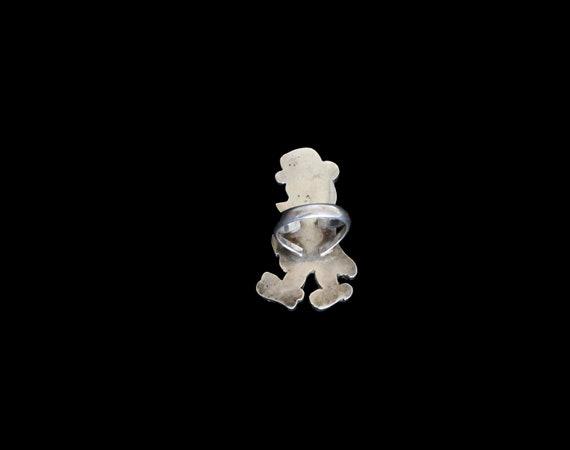 Rare!! ELMER FUDD Zuni Ring / Native American Sou… - image 3