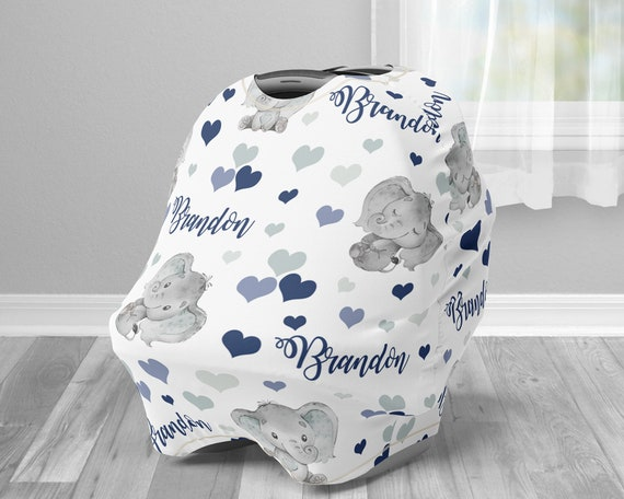 Baby Wearing Baby Wearing Cover Baby Shower Gift Anchors Cover for Baby Baby Car Seat Cover Baby Cover