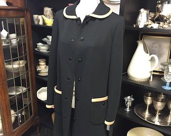 Vintage I. Magnin Coat