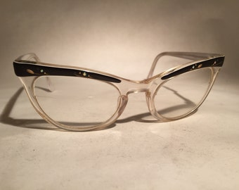 94721e7222 Vintage Shuron Cat Eye Glasses