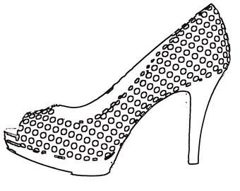 High Heel Graphic Etsy Nz