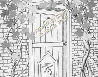 Fairy Houses and Fairy Doors Vol 3 and 4 Individual ...
