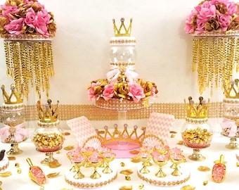 Princess Theme Etsy