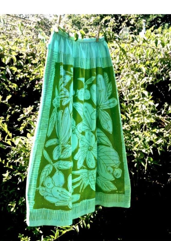 Vera Neumann Vintage Skirt