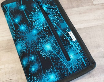 """8"""" DPN or Crochet Hook Case in Midnight Wishes"""