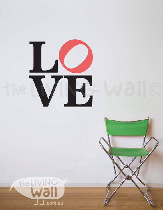 Love Quote Love Wall Art Love Wall Decor Love Wall Decals Quote Classy Love Quotes Wall Art