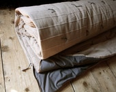 Custom for Bonportnoy hand tied cotton sleeping bag, adult